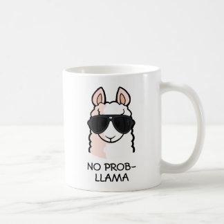 No Prob-Llama Coffee Mug