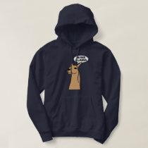 No Prob Llama Hoodie