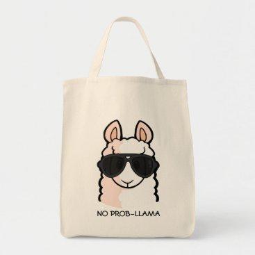 YamPuff No Prob-Llama Tote Bag