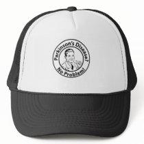 No Problem Trucker Hat