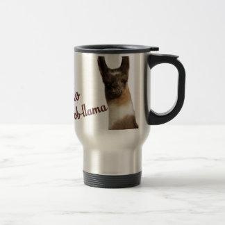 No Probllama Travel Mug