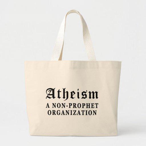 No-Profeta del ateísmo Bolsa