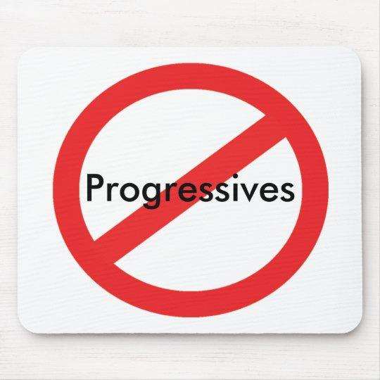 No Progressives Mouse Pad
