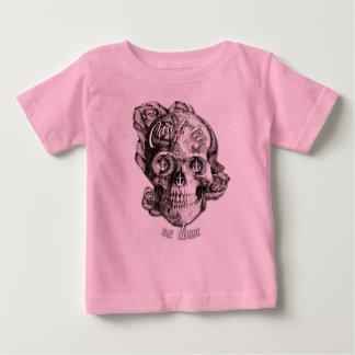 No puede atarme, el cráneo náutico t shirts