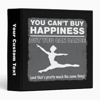 """No puede comprar danza de la felicidad carpeta 1 1/2"""""""