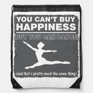 No puede comprar danza de la felicidad mochila