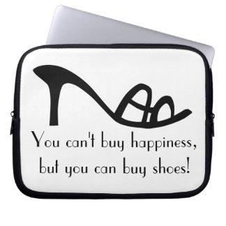 No puede comprar felicidad (los zapatos) manga computadora
