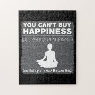 No puede comprar felicidad Meditate