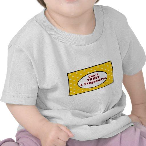 No puede CONFIAR EN las estrellas progresivas de u Camisetas