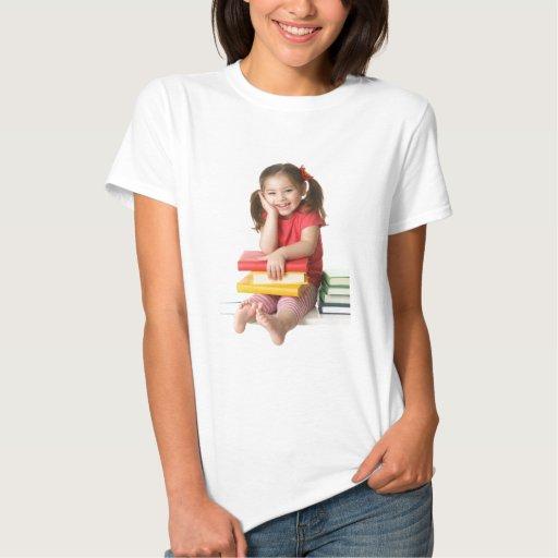 ¡No puede - la Espera-A-Lectura! T-shirts
