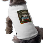 no puede parar el hacer punto camisetas de perrito