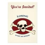 No puede perder el cráneo del pirata anuncios