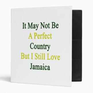 No puede ser un país perfecto pero todavía amo J