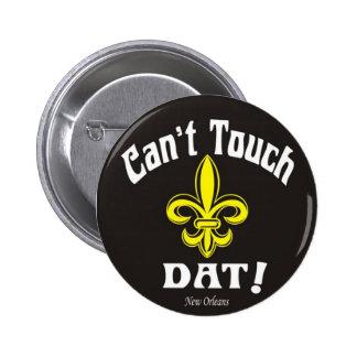 No puede tocar el botón de Dat Pins