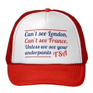 No puede ver Londres Gorro
