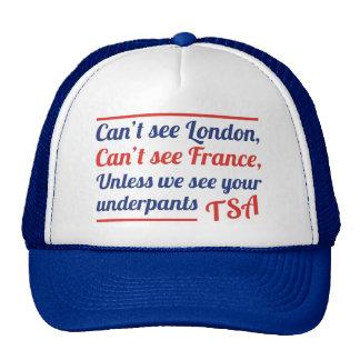 No puede ver Londres Gorra