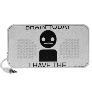 No puedo cerebro hoy… Tengo el mudo iPhone Altavoz