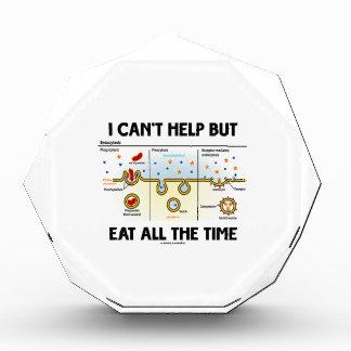 No puedo dejar comer todo el tiempo Endocytosis
