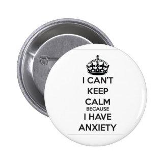 No puedo guardar calma porque tengo ansiedad pins