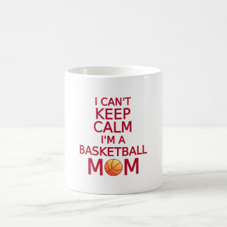No puedo guardar calma, yo soy una mamá del taza clásica