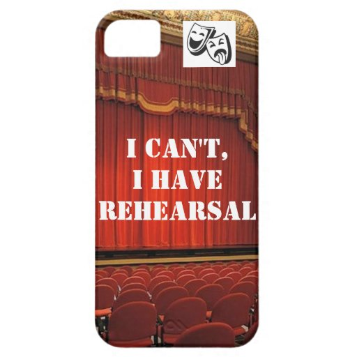 """""""No puedo, yo tengo caso del iPhone 5 de ensayo"""" iPhone 5 Case-Mate Cárcasa"""