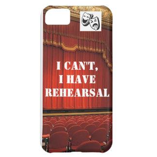 """""""No puedo, yo tengo caso del iPhone 5 de ensayo"""" Funda iPhone 5C"""