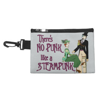 No Punk like a Steampunk Accessory Bag