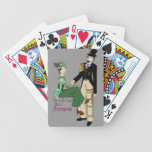 No Punk like a Steampunk Bicycle Poker Cards