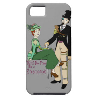 No Punk like a Steampunk iPhone SE/5/5s Case