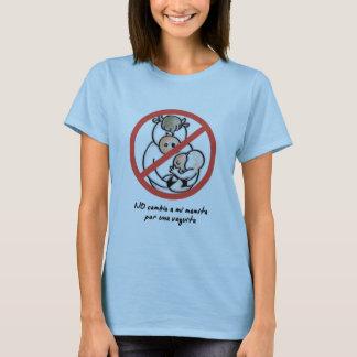 No quiero leche de vaca T-Shirt