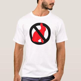No Rabbits Allowed T-Shirt