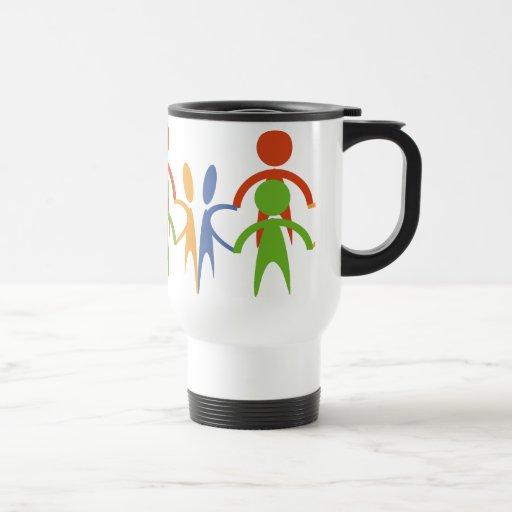 No Racism Allowed Mugs