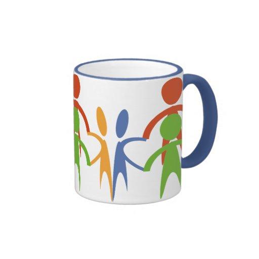 No Racism Allowed Coffee Mug