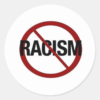 No Racism Sticker