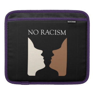 No racism with rubins vase sleeves for iPads