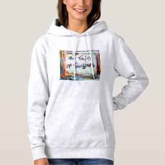 no rain no rainbows hoodie