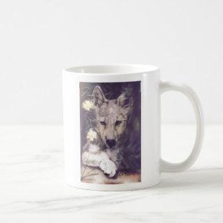 NO.RC03 Wolf Cub,  Coffee Mug