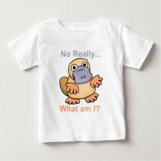 No Really... What am I? Platypus T Shirts