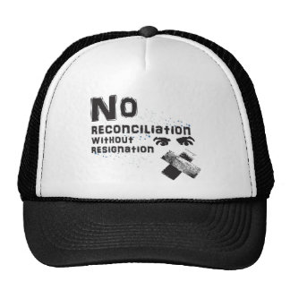 No Reconciliation Trucker Hat