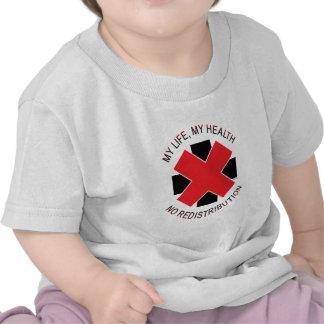 No Redistribution of Health T Shirts