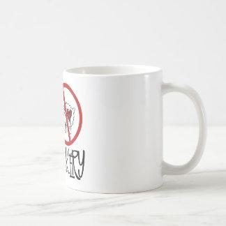 No Redneckery! Funny Redneck Sheep Coffee Mug