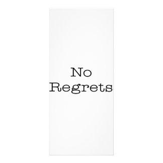 No Regrets Quotes Inspirational Motivation Quote Announcement