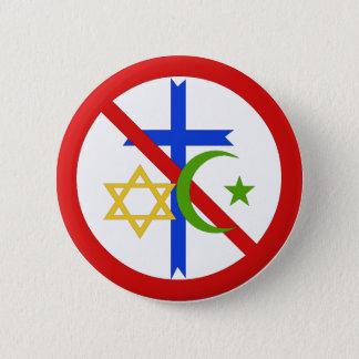 No Religion Button
