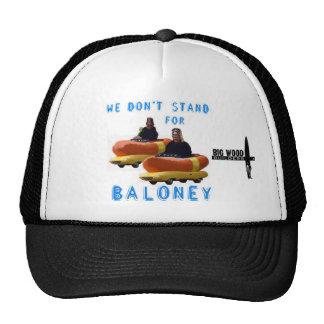 NO REPRESENTAMOS la copia del BALONEY 2, BWB2 Gorro