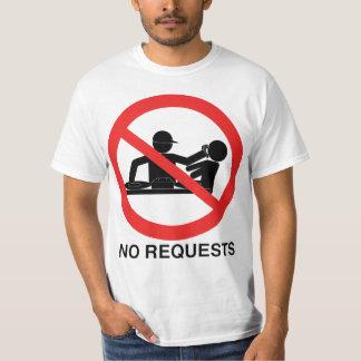 No Requests DJ TEE