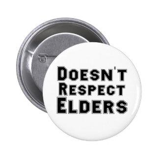 No respeta ancianos pins