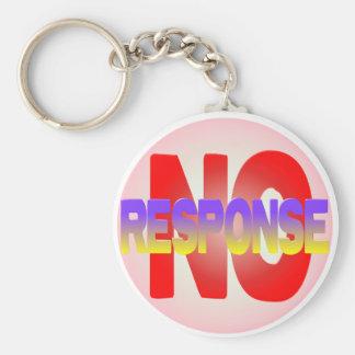 no response keychain