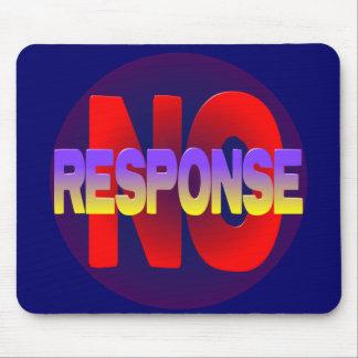 no response mouse pads