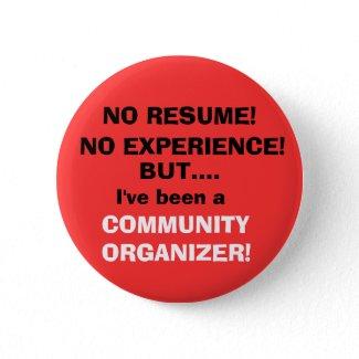 NO RESUME!, NO EXPERIENCE! button