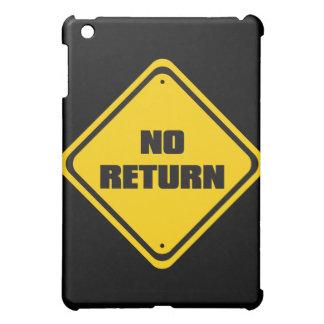 NO_RETURN iPad MINI CASE
